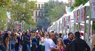 Pizza in the Bronx - New York Pizza Festival near Arthur Avenue in Belmont | new york pizza festival belmont neighborhood bronx nyc italian neighborhoods bronx italian restaurants bronx arthur ave pizza in the bronx ny pizza festival photos video