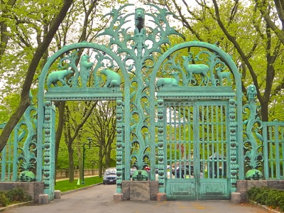 History of the Bronx Zoo in New York City | history of the bronx zoo in nyc bronx zoo history bedford park belmont neighborhoods near the bronx zoo nyc