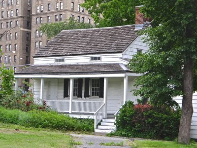 History of the Edgar Allan Poe Cottage - Bronx Museums near Fordham | History of the Edgar Allan Poe Cottage - Bronx History near Fordham Kingsbridge Neighborhood in the Bronx edgar allan poe house museum in the bronx nyc things to do bronx