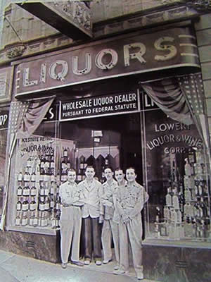History of Italians in New York City - Wine Stores near the Bronx | history of italians in nyc lou lodati family in queens italians in queens nyc history italians in new york city