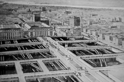 Sunnyside Yards III: History of Transportation Infrastructure & Real Estate Development in NYC | nyc railroad history real estate development & transportation infrastructure development in nyc