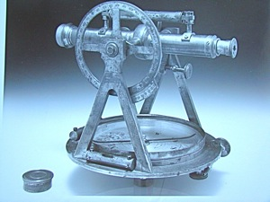 scientific instruments in the 1800's nyc