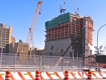 hudson yards real estate development midtown west