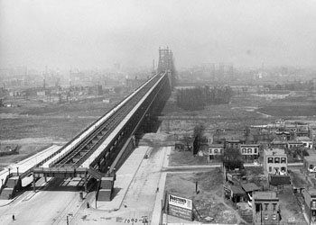 sunnyside yards queens bridge history