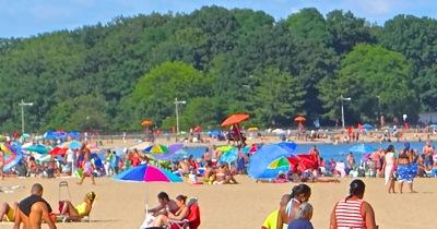 orchard beach bronx photos orchard beack pelham bay park fotos