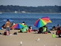 orchard beach photo pelham bay park neighborhood things to do bronx nyc