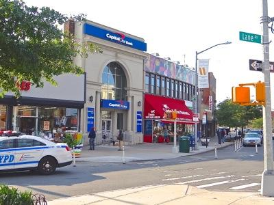 westchester shopping district photo westchester square shopping district bronx nyc