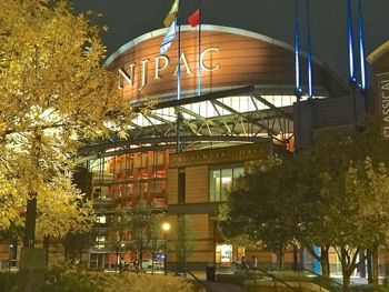 njpac new jersey performing arts center photo