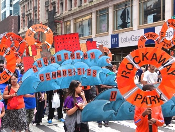 peoples climate march